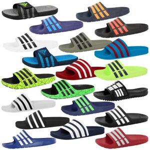 Adidas Badelatschen Adilette Duramo Slide Adissage Mungo Sandale Schuhe Durchblutung GläTten Und Schmerzen Stoppen