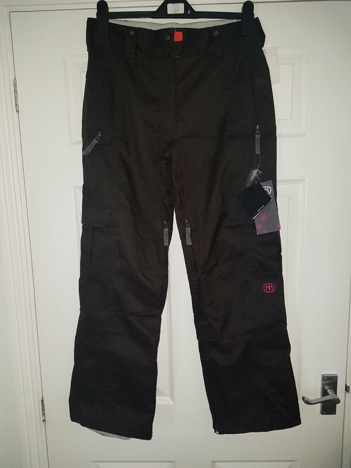 Moah Ski Snowboard Woman Girls Trousers  Size 10 Small RRP .00 BNWT NEW