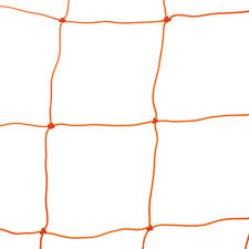 Alumagoal Recreational Orange Soccer Net - 8'H x 24'W x 5'D x 10'B