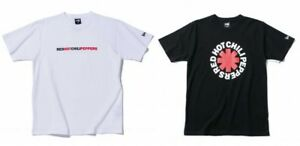3021318b Details about NEW ERA RED HOT CHILI PEPPERS Collaboration T Shirt Set Size  L Japan Tracking