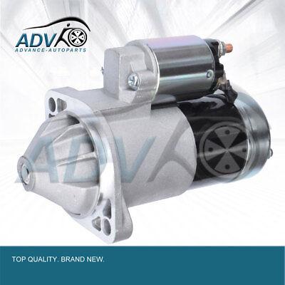 Starter Motor for Nissan Patrol GQ GU 4.2L 4.5L /& 4.8L Petrol TB42 TB48DE TB45E