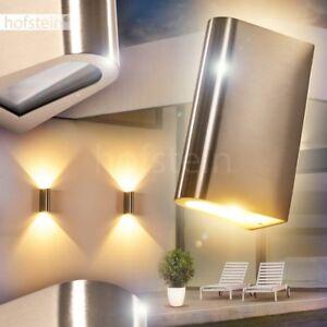 Fabulous LED Design Hof Veranda Terrassen Lampen Garten Beleuchtung Außen BX97