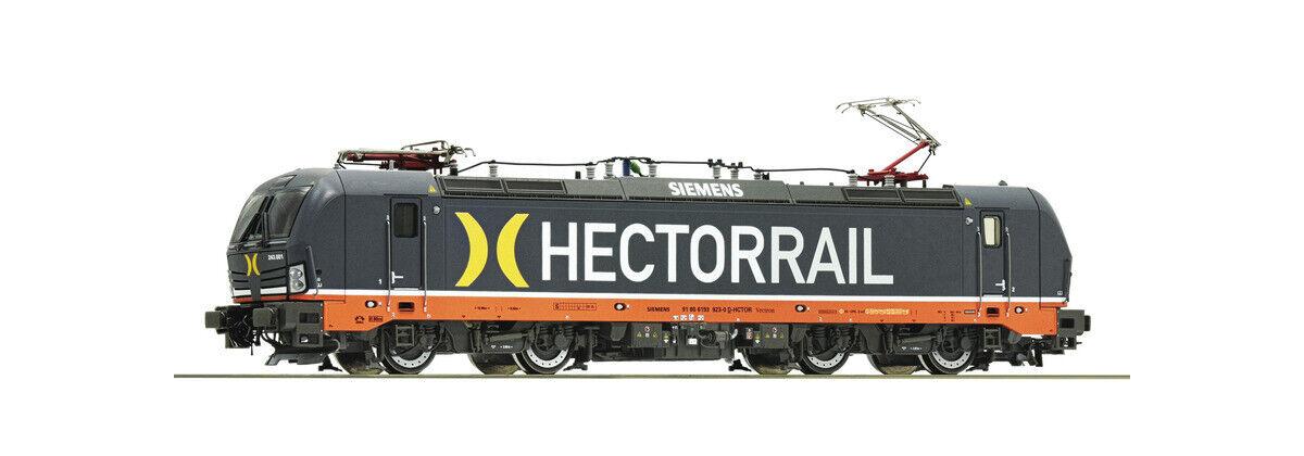 Roco 79973, elektrook elektrook elektrook BR 243, Hector Rail, digital sound, neu und ovp, H0 AC 96a