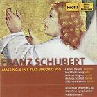 Mass No. 6 in E Flat Major 0881488401622 by Schubert CD