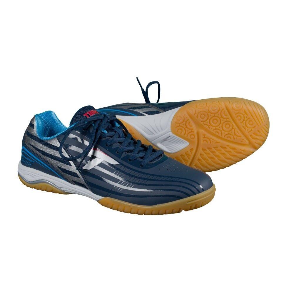 TIBHAR SUPER POWER scarpa PING PONG SCARPA leggero scarpa POWER badminton ping-pong squash 866f6e