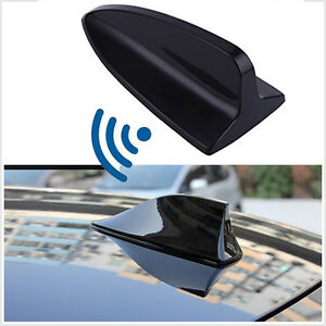 car special with blank radio shark fin antenna aerial signal for opel acura bmw ebay. Black Bedroom Furniture Sets. Home Design Ideas