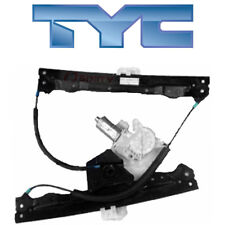 For Fiat 500 12-14 Window Regulator and Motor Assembly Solutions Front Passenger