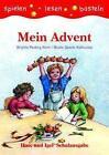 Mein Advent von Birgitta Reddig-Korn (2007, Taschenbuch)