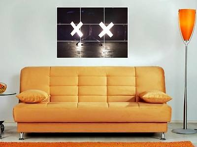 "THE XX HUGE 35""X25"" MOSAIC MONTAGE WALL POSTER N2"