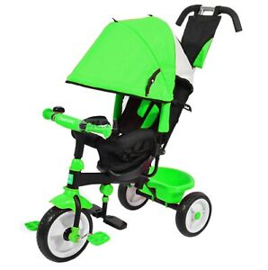 Green River Tricycle 3 en 1 avec sac directionnel et housse de sac