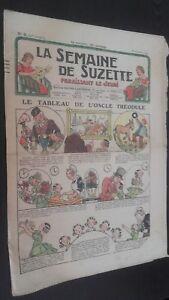 Revista-Dibujada-La-Semana-De-Suzette-que-Aparecen-El-Jueves-1934-N-9-ABE