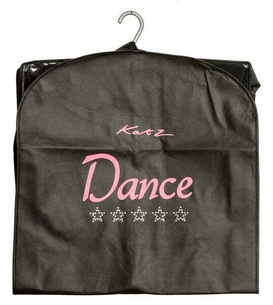 Large Black Garment Dress Outfit Dance Costume Cover Protector Bag By Katz KB82