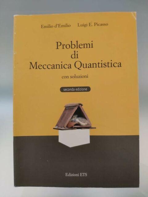 Problemi di meccanica quantistica Picasso