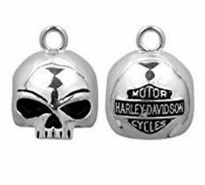 "Harley-Davidson "" Ride Bell Ronde WILLIE G. "" Clochette HRB020"