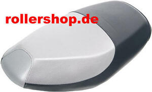 Sitzbank Baumarktroller, China Roller, silber-schwarz