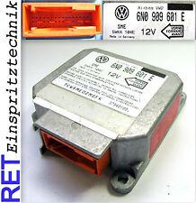 Dispositivo de control airbag siemens 5wk4104e VW Polo seat ibiza 6n0909601e