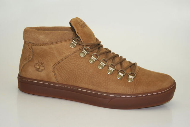 Timberland Adventure 2.0 Cup Sole Alpine Chukka Men Lace up Shoes A1IYQ