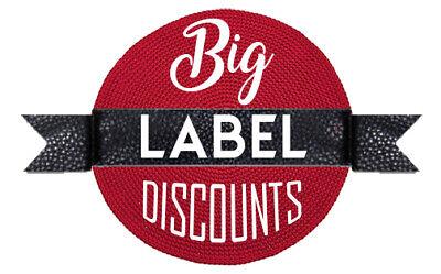 Big Label Discounts