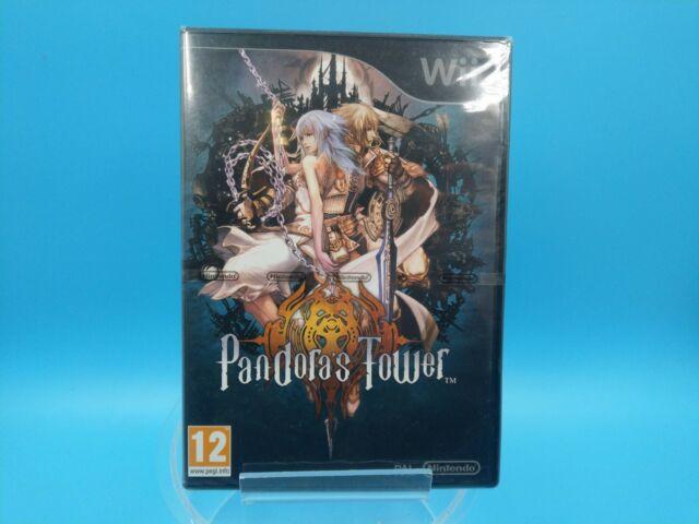 jeu video neuf nintendo WII U PAL pandora's tower