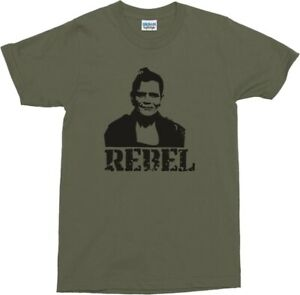 Chet Baker T-Shirt - Jazz. 'Rebel', Various Colour T Shirts