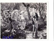 Johnny Sheffield Maureen O'Sullivan VINTAGE Photo Tarzan Finds A Son