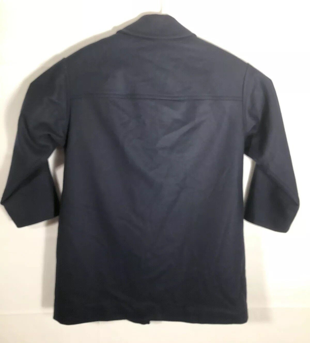Pendleton Vintage Blue Wool Luxury Toggle Duffel … - image 2