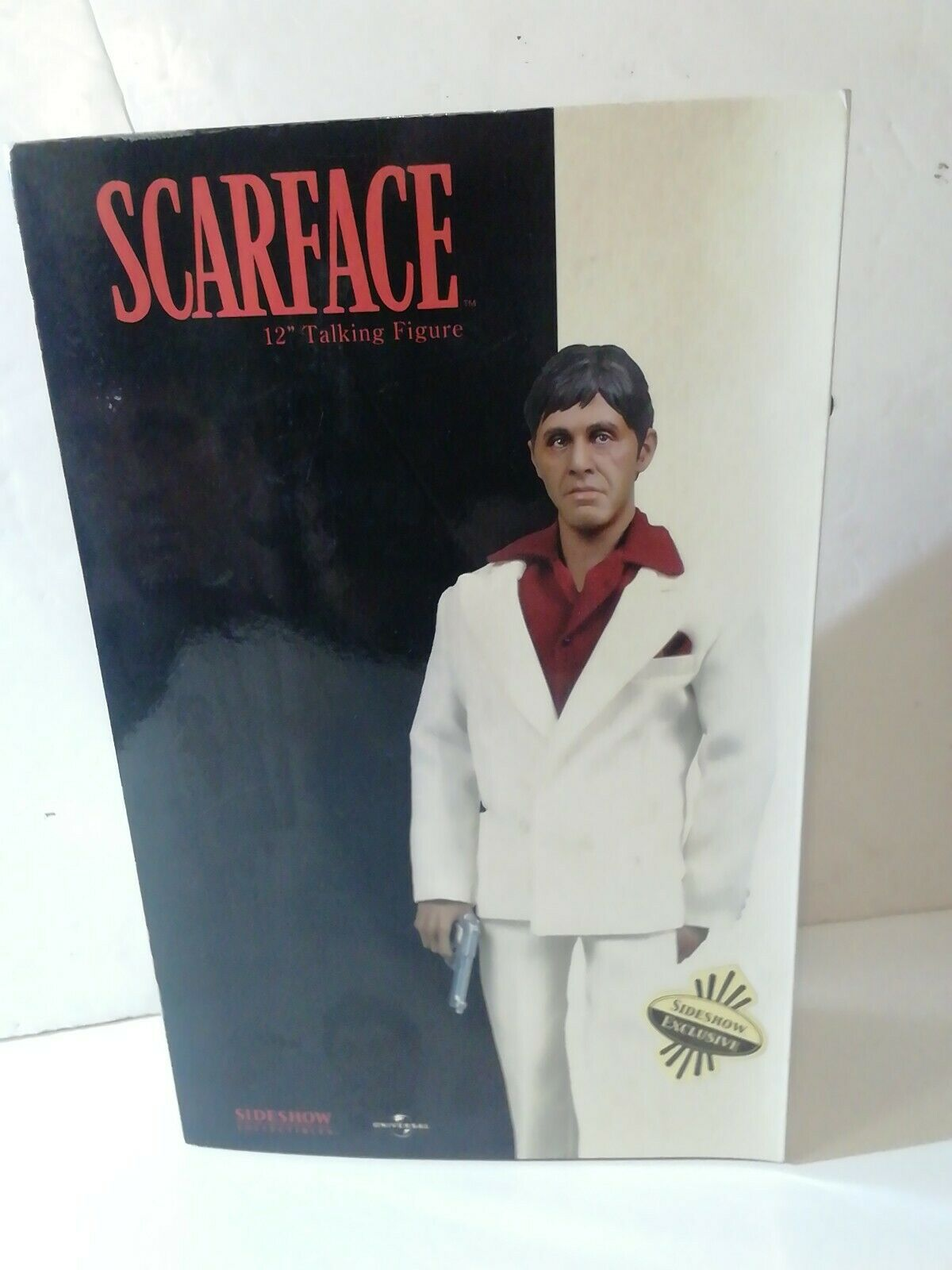 Sideshow scarface 1 6 scale exclusive Ausgabe