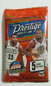 Panini-Prestige-2017-18-Hobby-Blaster-Pack-NBA-Basketball-Cards-Sealed