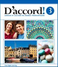 D'Accord! Level 3 Cahier D'Exercices-ExLibrary