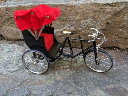 Miniature 3 Wheel Ricksha for Riley /& DJ