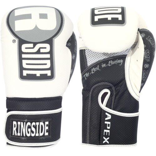 Ringside Boxing Apex Fitness Bag Gloves Kickboxing Muay Thai Men/'s Women/'s
