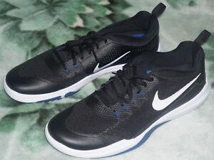 11 talla hombre negro Legend Nike de hombre correr azul en para Zapatillas de Training para 6wCpqO4