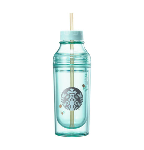 Starbucks Korea 2017 Summer Limited Mint Cube Lena Coldcup Tumbler 473ml