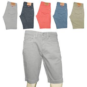 Hero-Herren-Denim-Bermuda-Stretch-Jeans-Hose-Short-Outdoorjeans-2018