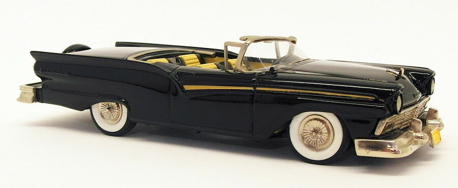Brooklin Models 1 43 Scale Model voiture BRK35A  - 1957 Ford Skyliner Conv - Unboxed  derniers styles