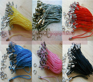 100pcs-Mobile-Cell-Phone-Cord-Charms-Lanyard-Charm-with-7mm-Jumprings-New