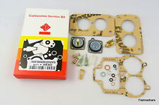 WEBER 38 DGMS CARB/CARBURETTOR SERVICE KIT ORIGINAL  WITH BASE GASKETS