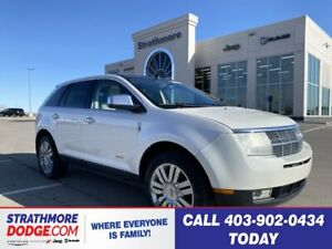 2009 Lincoln MKX 3.5 V6 AWD   Heated & Cooled Front Seats   Pano Roof   Heated Rear Seats   Ambient Lighting