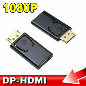 1PC-Display-Port-to-HDMI-Male-Female-Adapter-Converter-DisplayPort-DP-to-HDMI