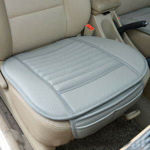 53-50cm-Universal-PU-Leather-Car-Seat-Protector-Cover-Mat-Pad-Breathable-Cushion
