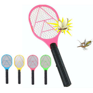 Electronic-Bug-Mosquito-Zapper-Racket-kill-Fly-Swatter-Insects-Pest-Bat-killer