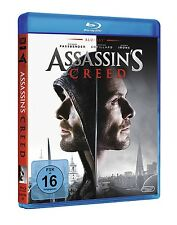 ★ Assassins Creed Blu-Ray | Der Film 2017 | VÖ 11.05.17 ★