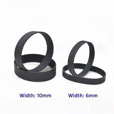 B135//B136//B137 MXL Rubber Pulley Timing Belt Close Loop Synchronous Wheel Belt