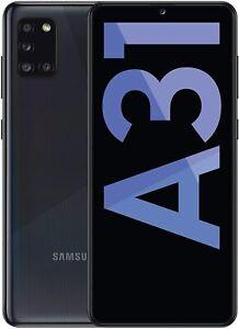 "Smartphone Samsung Galaxy A31 6,4"" 4GB RAM 64GB ROM  Negro Envío España"