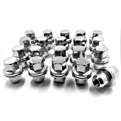 20 x ALLOY WHEEL NUTS RANGE ROVER SPORT DISCOVERY 3 LM322  M14 x 1.5 20 22.5mm