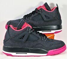 new concept 90b36 06175 item 4 Nike Air Jordan 4 Retro GG Denim Obsidian Basketball Shoe Sz 6.5Y  NEW 487724 408 -Nike Air Jordan 4 Retro GG Denim Obsidian Basketball Shoe  Sz 6.5Y ...