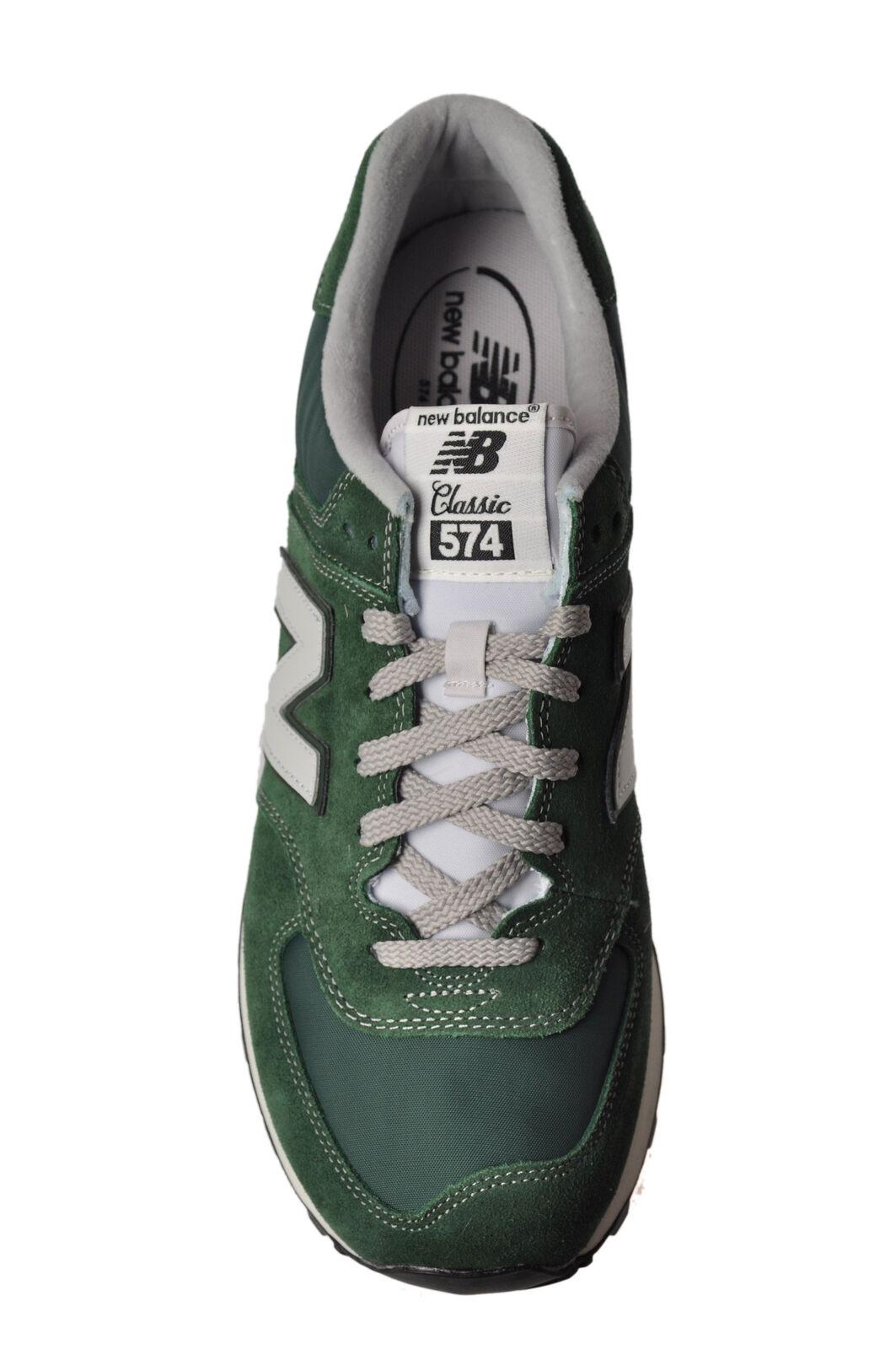 New Balance - - Zapatos-Sneakers low - Hombre - Verde - Balance 892413M184642 e2455d