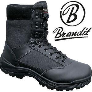 Brandit-Herren-Tactical-Boot-9010-Stiefel-GSG-KSK-BW-Kampfstiefel-Outdoor