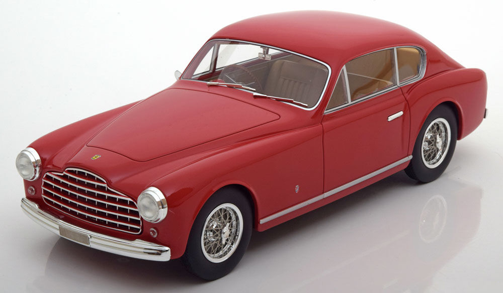 1950 Ferrari 195 Inter Ghia rot by BoS Models LE of 1000 1 18 Scale. New Release