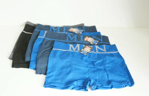 6er 8er uomo Rétro Boxer Shorts Hommes Slip Microfibre Sous-vêtements Pants